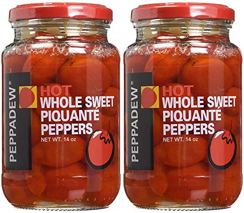 Peppadew HOT Whole Sweet Piquante Peppers