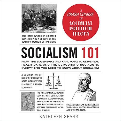 Socialism 101 audiobook cover art