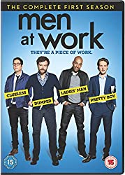 Men at Work on DVD