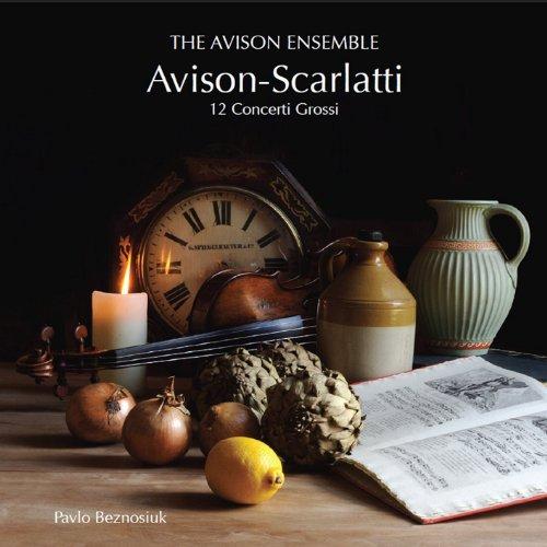 Concerto grosso No. 5 in D Minor: I. Largo (After D. Scarlatti)