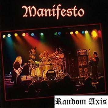 Random Axis (Live)