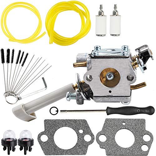 RY08420A Vergaser, kompatibel mit Ryobi Bp42 Vergaser 308054079 RY08420 Rucksackgebläse mit 530069247 Repower Parts Kit für Motorrasenmäher Schneefräse