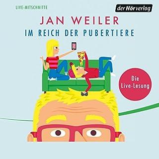 Im Reich der Pubertiere                   Autor:                                                                                                                                 Jan Weiler                               Sprecher:                                                                                                                                 Jan Weiler                      Spieldauer: 1 Std. und 42 Min.     538 Bewertungen     Gesamt 4,7