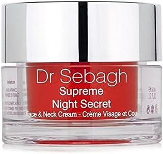 最高の夜の秘密の50ミリリットル x2 - Dr Sebagh Supreme Night Secret 50ml (Pack of 2) [並行輸入品]