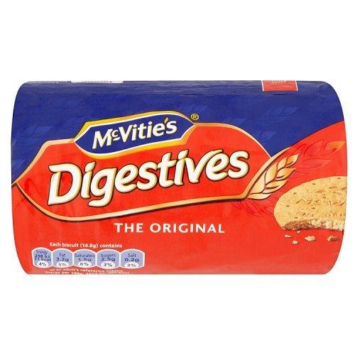 McVitie's Biscotti Digestivi (250g)