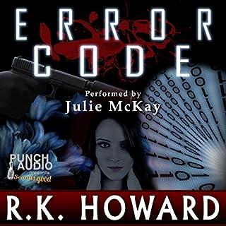 Error Code audiobook cover art
