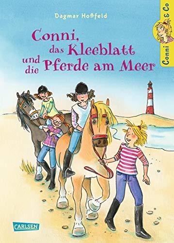 Conni & Co 11: Conni, das Kleeblatt und die Pferde am Meer (11)