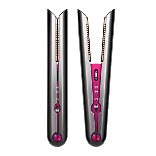 Dyson Corrale Hair Straightener - Black Nickel/Fuchsia