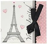 Creative Converting 895584 Party In Paris Gatefold Invitation