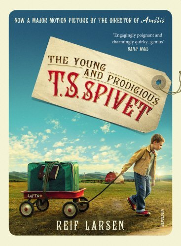 The Young and Prodigious TS Spivet by Reif Larsen (2014-04-24)
