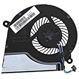 DBParts CPU Cooling Fan for HP Pavilion 17-E040US 17-E046US 17-E048CA 17-E049WM 17-E009WM 17-E119WM 17-E064NR 17-E098NR 17-E171NR 17-E187NR 17-E186NR 17-E194NR 17-E020DX 17-E072NR 17-E189NR 17-E196NR