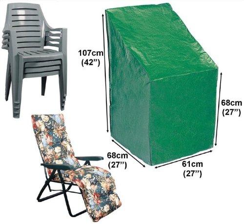 HBCOLLECTION Housse pour chaises ou Fauteuil de Jardin Gamme Standard