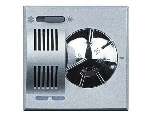 Bticino axolute - Termostato frio/calor 230v claro