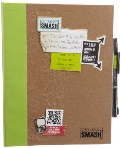 Simple Orange K/&CompanySmash Folio
