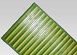 BIANCHERIAWEB Tappeto Bamboo Degrad in Varie Colorazioni 50x180...