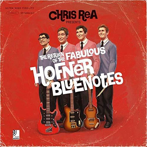 Chris Rea presents The Return Of The Fabulous Hofner Bluenotes (earBOOK + 2x 10''Vinyl + 3CD's): Fotobildband inkl. 3 Audio Cds + 2 10