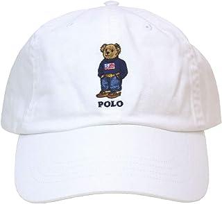 [ラルフローレン] メンズ ベア キャップ MENS POLO BEAR CAP [並行輸入品]