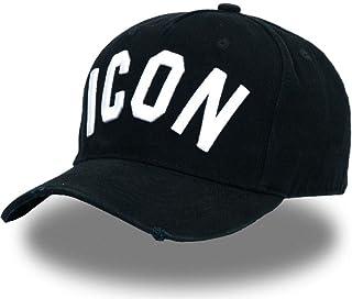 Gorras De Hombre Beisbol Gorras De Béisbol De Algodón Icon Logo Cap Hombres Mujeres Customer Design Hat Black Cap Dad Hats