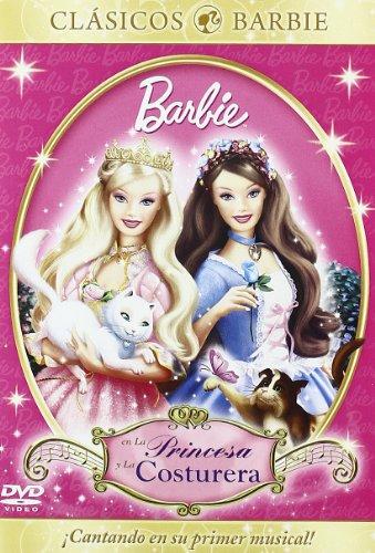 Barbie 4. La princesa y la costurera [DVD]