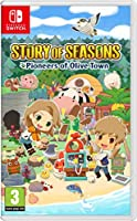 Story of Seasons Pioneers of Olive Town (Nintendo Switch)