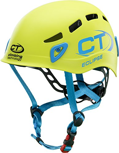 Climbing Technology Eclipse 6 x 95909aae0ctst Casco, Verde, Ajustable 48 – 56 cm