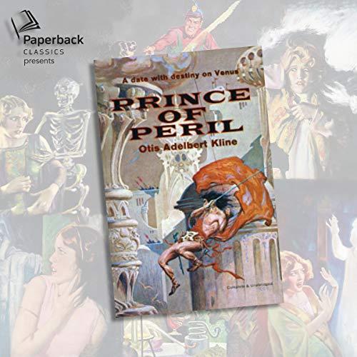 The Prince of Peril Audiobook By Otis Adelbert Kline cover art