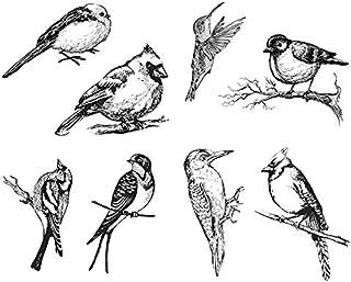 Mayco Designer Silk Screen, 12-1/2 x 18 Inches, Small Birds