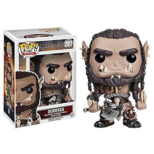 Funko POP Movie Warcraft Durotan Figure Collectible Toy Exclusive