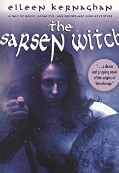 The Sarsen Witch 0441750524 Book Cover
