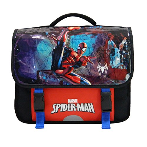 Spiderman Cartable Primaire 38 cm