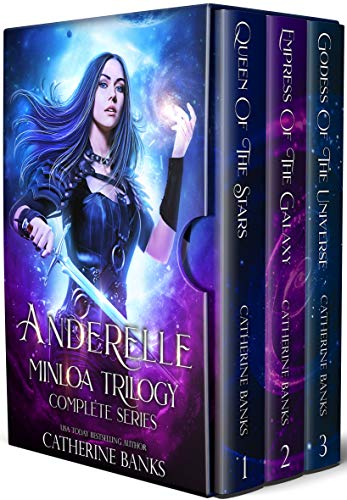 The Complete Anderelle: Minloa Trilogy (English Edition)