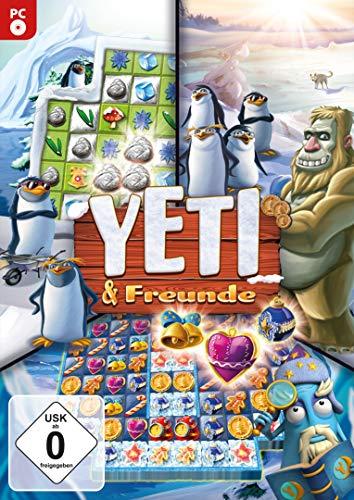 YETI und Freunde Kollektion - 3 Spiele in einer Box für Windows 10 / 8.1 / 8 / 7