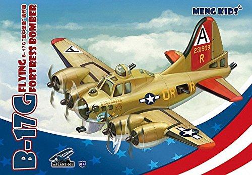 モンモデル モンキッズ B-17G 爆撃機 プラモデル