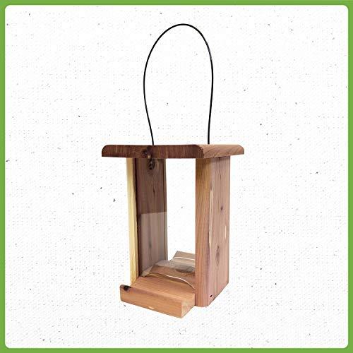 Pennington 100539372 Cedar Bin Bird Feeder