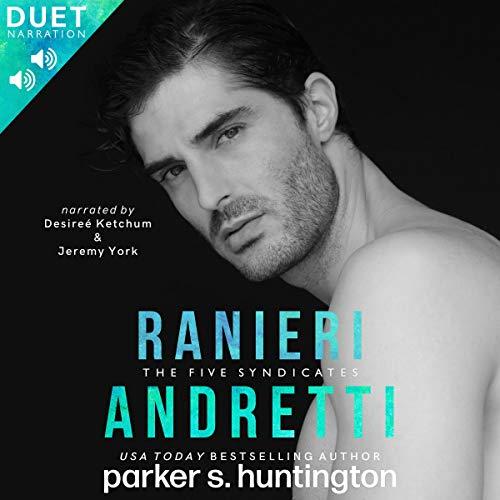 Page de couverture de Ranieri Andretti