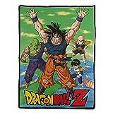 SD toys- Personajes en Namek DBZ Manta Polar Dragon Ball, Color (SDTDRB22105)