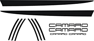 2010-2015 Camaro Ultimate Grafics Decal Bundle (black)