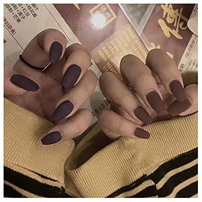 CanB Matte Fake Nails