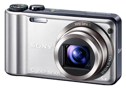 ソニー SONY デジタルカメラ Cybershot H55 シルバー DSC-H55/S