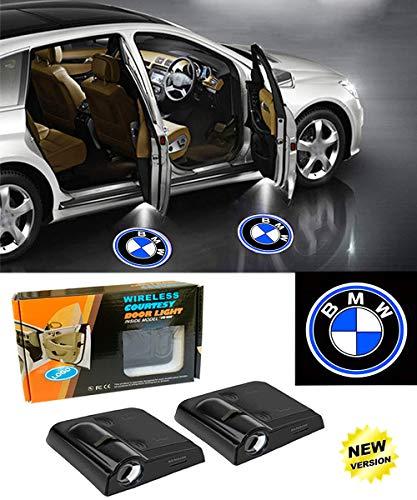 KENPENRI LED Door Projector Light - Car Door Led Welcome Laser Projector Led Logo Projector Light for BMW (2pcs)