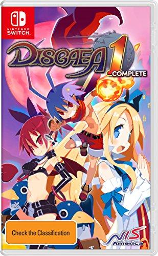 Disgaea 1 Complete [Importación francesa]