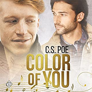 Color of You audiobook cover art