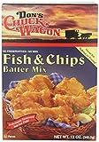 Dons Chuck Wagon Mix Batter Fish & Chip