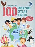 100 Amazing Atlas Facts Stickers