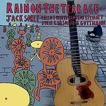 Rain on the Terrace