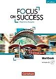 Focus on Success - 5th Edition - Allgemeine Ausgabe: B1/B2 - Workbook mit Audio-CD - Michael Benford