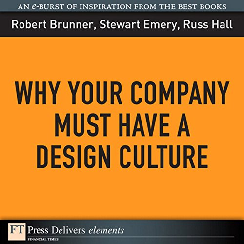 Why Your Company Must Have a Design Culture cover art