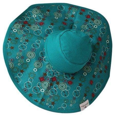 MoBoleez Breastfeeding Hat - Best Nursing Cover Ever: Tiny Bubbles