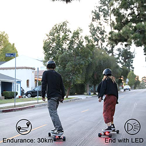 Elektro Skateboard SKATEBOLT Tornado Bild 2*