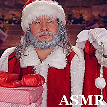 Friendly Santa Opens Your Christmas Presents